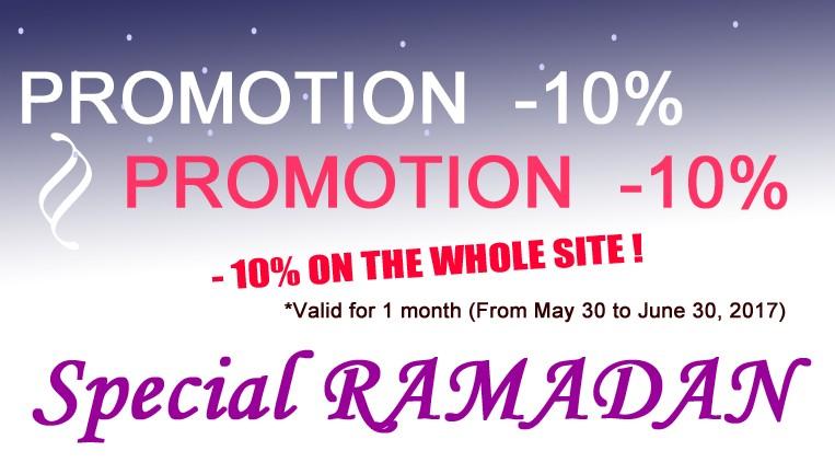 Special Ramadan Promotion -10