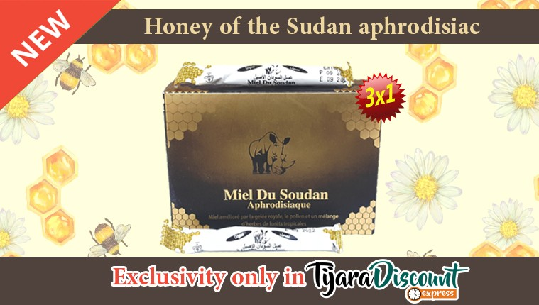 Honey of the Sudan aphrodisiac